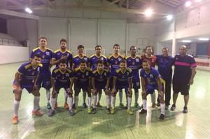 Adesppe Futsal (Foto: Divulgação / Uninassau)