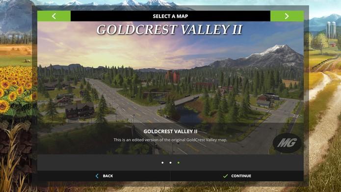 FS17 Goldcrest Valley II (Foto: Reprodução/Farming Simulator 2015 Mods)