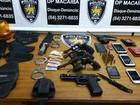 Operação prende quadrilha suspeita de milícia privada em Macaíba, RN