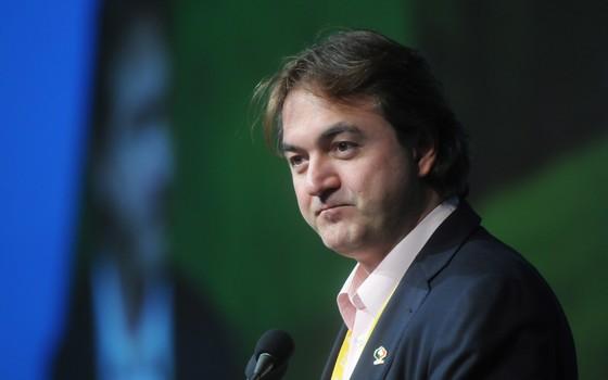 Joesley Batista, presidente da JBS (Foto: Claudio Belli / Valor / Agência O Globo)