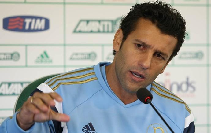 Alberto Valentim (Foto: Cesar Greco/ Ag. Palmeiras)