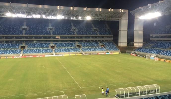 Arena Pantanal Dom Bosco Atlético-PR (Foto: Site oficial do Atlético-PR/Divulgação)