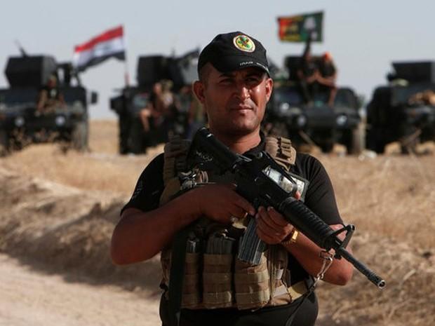 Cerca de 11 unidades do exército do Iraque e suas forças especiais, além de unidades da polícia, participarão da operação (Foto: Reuters/Azad Lashkari)