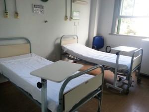 Maternidade em Divinópolis teve serviços suspensos em Divinópolis (Foto: Anna Lúcia Silva/G1)