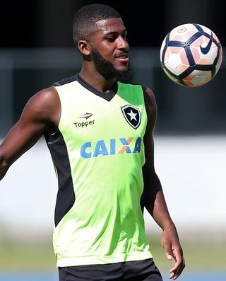 Emerson Santos, Botafogo (Foto: Vitor Silva/SSPress/Botafogo)