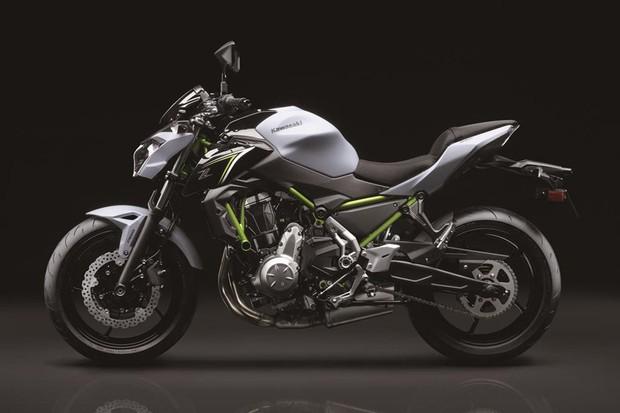 Kawasaki Z650 (Foto: Divulgação)
