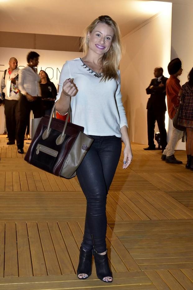 Gisele Prates (Foto: Roberto Teixeira/EGO)