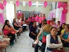 Associação faz exames para prevenir câncer de mama em Piracicaba, SP