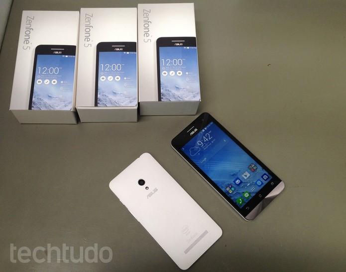 ZenFone 5 (Foto: TechTudo)
