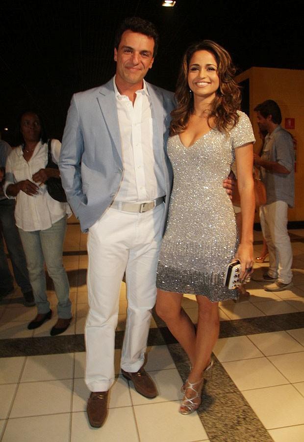 Rodrigo Lombardi e Nanda Costa (Foto: Mauricio Mello/Revista QUEM)