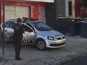 Operação Spectrums tem desdobramentos em João Pessoa, na Paraíba (Foto: Walter Paparazzo/G1)