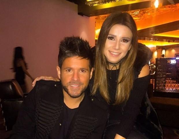 Paula Fernandes e Pablo Lopez (Foto: Reprodução/Instagram)