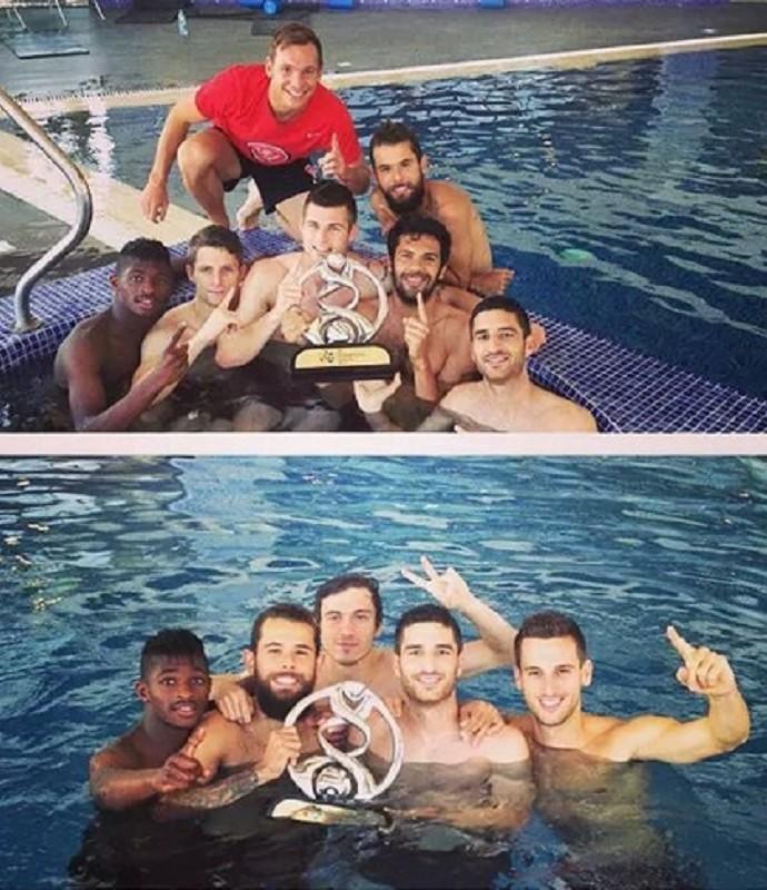 Vitor Saba Sydney Wanderers (Foto: Reprodução / Instagram)