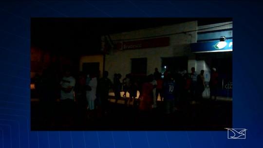 Criminosos explodem banco em Santa Luzia do Paruá, MA