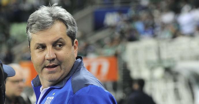 Palmeiras x Avaí Gilson Kleina (Foto: Marcos Ribolli)