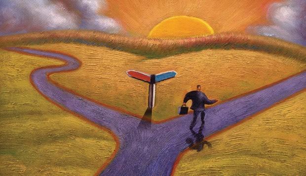 Qual o caminho certo? Esqueça as garantias  e analise  o contexto (Foto: Getty Images)