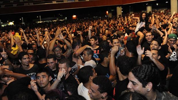 Reveja a cobertura em tempo real do APR (Diego Moraes / G1)