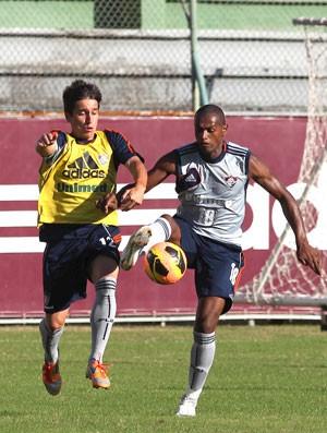 Marcelinho Treino Fluminense (Foto: Nelson Perez / Fluminense F.C)