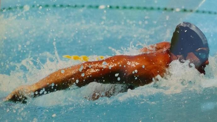 Masters de natação conquistaram 40 medalhas e quebra de recorde, no CE (Foto: Reprodução/Facebook)