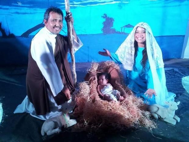 espetáculo, Natal, Jesus Cristo, dança, teatro, Amapá, Macapá (Foto: Divulgação)