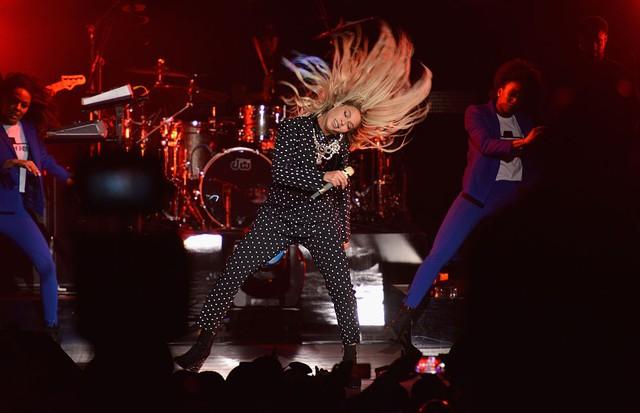 Beyoncé em show de 2016 (Foto: Getty Images)