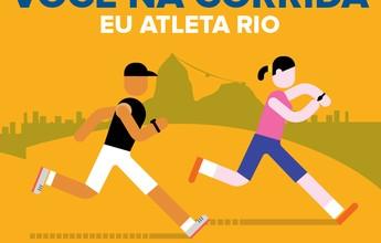 """Concurso cultural """"Você na Corrida Eu Atleta Rio"""" te coloca na nossa prova"""
