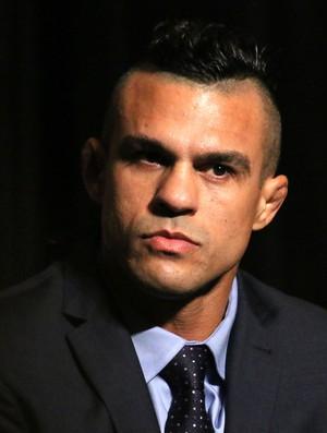 Vitor Belfort, Coletiva UFC (Foto: Evelyn Rodrigues)