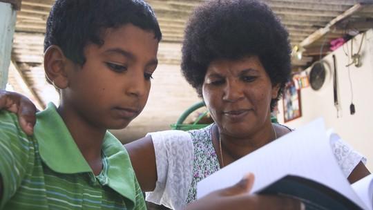 História de Sandra e Damião emocionou o 'Rota' especial das mães; Reveja!