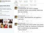 Serra diz que pediu desculpas a Kátia Abreu por brincadeira 'elogiosa'