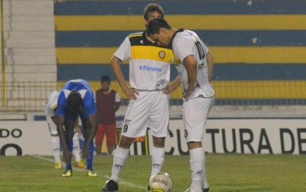 Joseense Campeonato Paulista Segunda Divisão CAJ Tigre (Foto: Daniel Mello/ Divulgação)