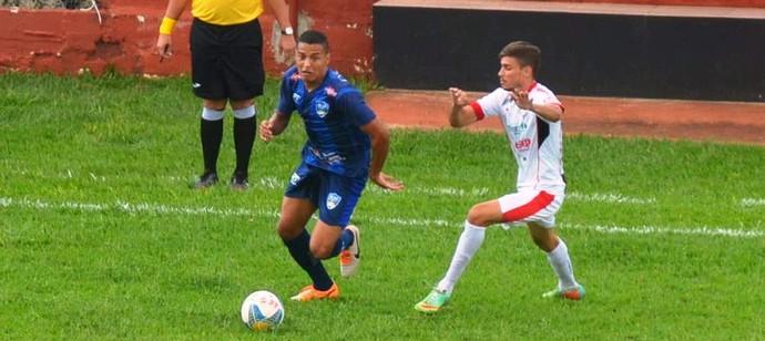 Santacruzense x São José dos Campos Campeonato Paulista Série A3 2015 (Foto: Daniel Mello/São José dos Campos FC)
