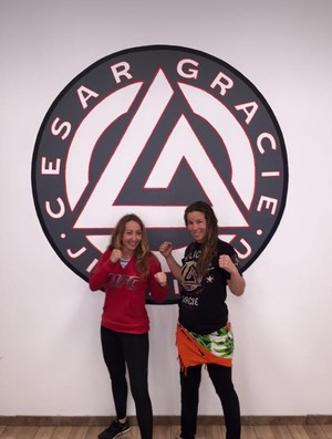Heather Clark e Leslie Smith MMA UFC