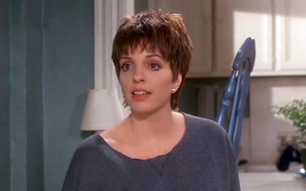 Liza Minnelli em 'Arthur 2, o Milionário Arruinado' (1988) (Foto: Divulgação)