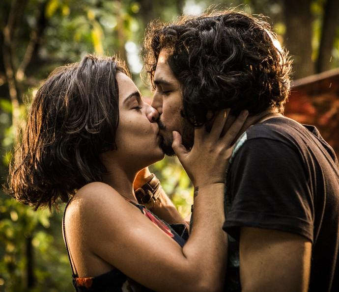 Olívia e Miguel (Foto: Inácio Moraes/ Gshow)