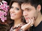 Ex-BBBs Andressa e Nasser posam em clima de Dia dos Namorados para o EGO