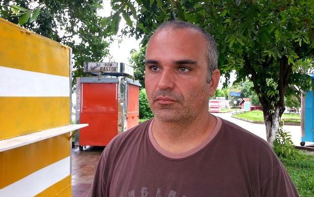 Eduardo Clara (Foto: Anderson Silva/Globoesporte.com)