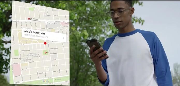 Facebook planeja criar um gráfico de locais para que você envie sua localização exata para alguém (Foto: Divulgação/Facebook)