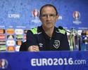 Técnico da Irlanda critica a divisão de ingressos para o jogo contra a França