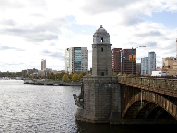Globo Universidade - MIT - Cambridge - Longfellow Bridge (Foto: Divulgação/Ivo Gretener)