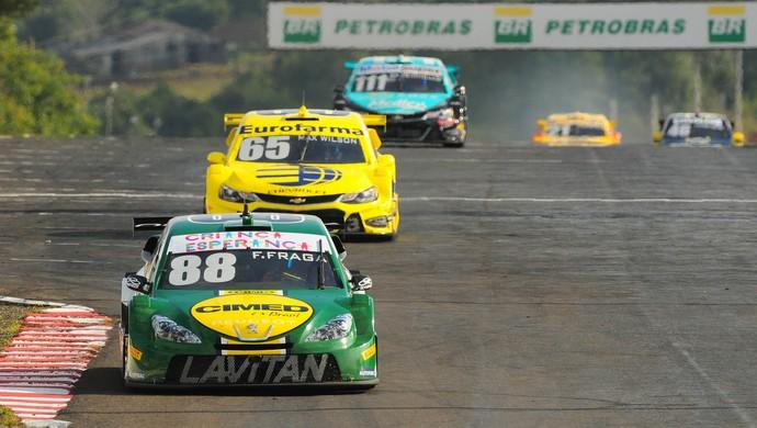 'O carro mudou tudo' diz Felipe Fraga sobre boa fase na Stock Car (Foto: Fabio Davini/Divuldação)