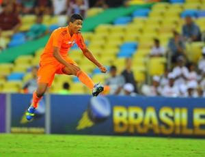 Aílton jogo Fluminense x Grêmio (Foto: Moyses Ferman / Fotos Flu)