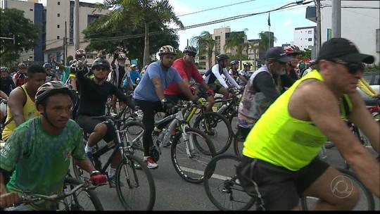 Segunda edição do passeio ciclístico agitou o domingo em João Pessoa