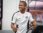 Santos prepara volta de David Braz para clássico contra o Palmeiras