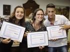 Alunos de escola estadual viajam a Abu Dhabi por prêmio de US$ 100 mil