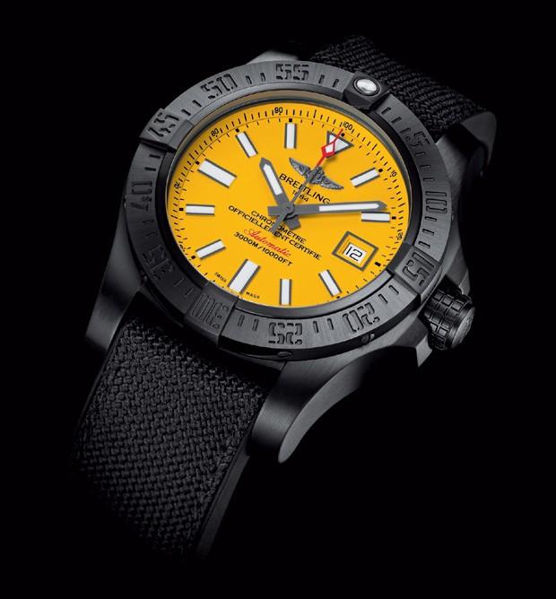 734d23af86f Quer desafiar os oceanos  Este relógio resiste a 3 km de ...