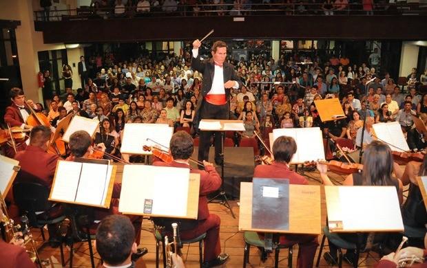 Apresentação do Concerto Musical 9 de Julho será gratuita e aberta ao público de todas as idades (Foto: Jackson Souza/Divulgação)