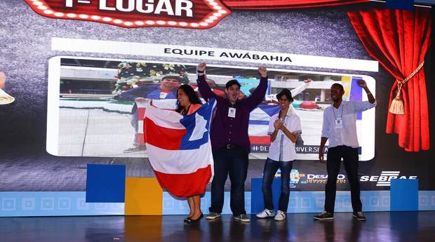 Equipe receberá uma viagem internacional como prêmio (Foto: Charles Damasceno)