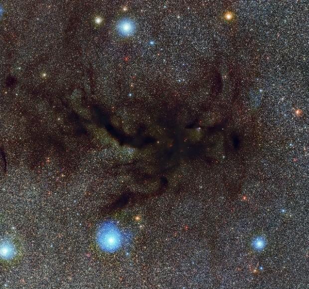 Nebulosa do Cachimbo (Foto: ESO)