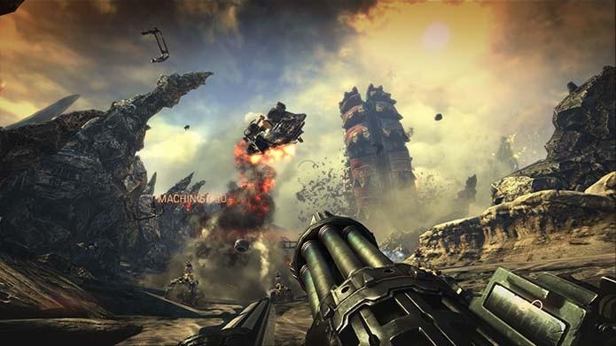 Bulletstorm (Foto: Reprodução)