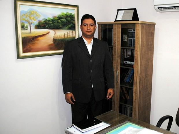Advogado André de Paula Arraz saiu de casa na terça-feira (4). (Foto: Arquivo Pessoal/Kássia Arraz)